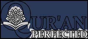 Qur'an Perfected Website Logo